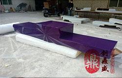 玻璃鋼領獎臺造型