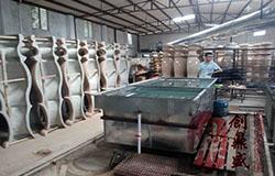 玻璃鋼裝飾工程